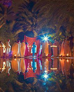 Moroccan Wedding