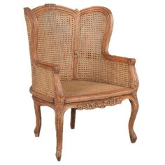 I pinned this Louis XV Arm Chair from the Furniture Classics event at Joss and Main!