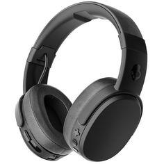 Skullcandy  S6CRWK591 Crusher Black Over-Ear Wireless Headphones
