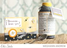 Beecause I Love You Gift by Meghann