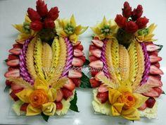 Fruit platter מגש פירות מעוצב www.facebook.com/holypine