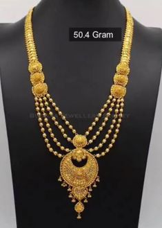 Indian Jewelry Earrings, Jewelry Design Earrings, Gold Jewellery Design, Bridal Jewelry, Gold Jewelry, Most Expensive Jewelry, Gold Pendent, Necklace Set, Gold Necklace