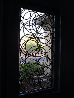 love window grilles