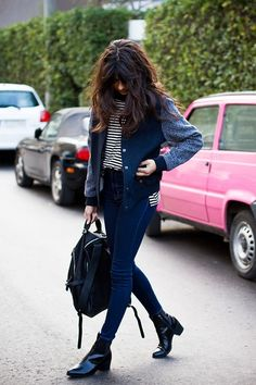 Fashion Style Daily: After winter #fashion #style Outfit cute Ideas мода