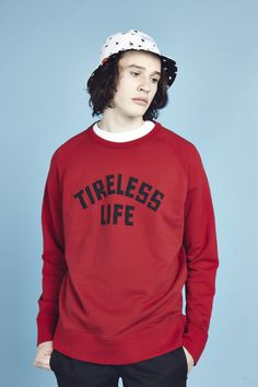 Tireless Life Sweatshirt