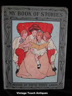 Early Topsy Turvy Storybook