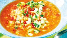 Tomaattinen linssi-kasviskeitto - K-ruoka