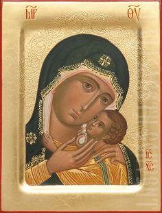 A painted Kasperovskaya icon of the Mother of God https://catalog.obitel-minsk.com/kasperovo-icon-of-the-mother-of-god-imp-02-04-21.html #CatalogOfGoodDeeds #OrthodoxIcon