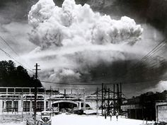 """On August 9, 1945, the B-29 bomber """"Bockscar"""" sliced through the clouds above the Japanese city of Nagasaki and unleashed a 22-kiloton plutonium bomb known as """"Fat Man."""" The blinding white light that followed was sickeningly familiar to Tsutomu Yamaguchi, an engineer who just three days before had been severely injured in the atomic attack at Hiroshima. Seventy years later, learn the story of the man who endured two separate nuclear blasts and lived to tell the tale."""