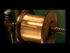 Cómo se fabrican cadenas de oro