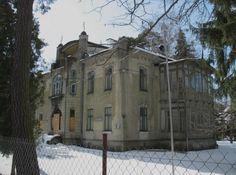 VILLA ANNA, Zeromski St, Konstancin-Jeziorna, Piaseczno County, Masovian Voivodeship, Poland. 07/04/13