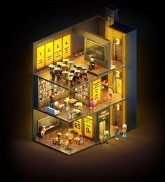 Circuit Factory on Behance