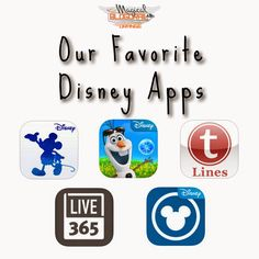 Our Favorite #Disney Apps