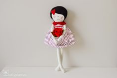 The Pupazzara: Doll Red