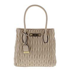 52c0a6e80c3a Versace 1969 Womens Sofia Quilted Convertible Tote Handbag Donatella  Versace, Gianni Versace, Michael Kors