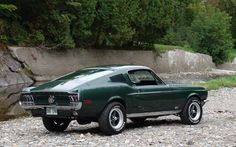 1968 Ford Mustang Fastback best car ever