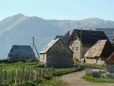 Medieval Bosnian Village Lukomir
