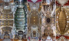 HEAVENS ABOVE: Incredible photos reveal beauty of Vatican's ceiling