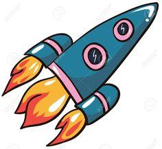 Rocket Ship Clipart Im...