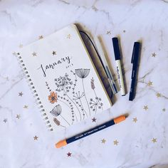 "176 Likes, 4 Comments - RYLIE LANE ✨ (@ryliewatson) on Instagram: ""You asked for it.. JAN BULLET JOURNAL IS NOW LIVE! The link is in my bio ✨ I can not believe we…"""