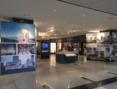 @Hudson Yards exhibit at @Time Warner Center gives a small taste of big things to come. #NHNY #HudsonYards