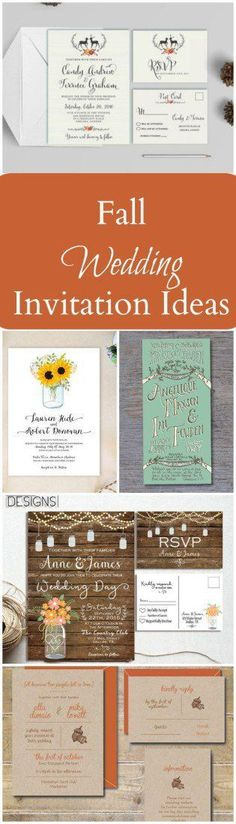 797 best Rustic Wedding Invitations images on Pinterest Rustic
