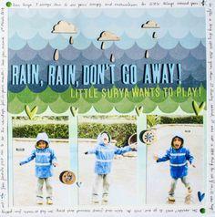 Rain Rain Don't Go Away! #GoBlueWithPaytm @paytm_official