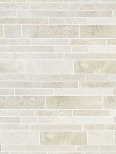BA1092 Light ivory travertine kitchen subway backsplash tile from Backsplash.com