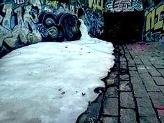 Graffiti and Ice