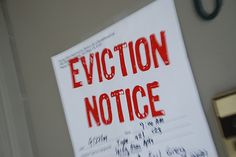 housing_eviction_notice Campaigners in 'frontline fight' against Universal Credit evictions National Housing Summit hears of a need to fight UC arrears evictions on the same terms as the fight against Section Landlord Tenant, Being A Landlord, Eviction Notice, Junk Removal, The Tenant, Get Shot, Real Estate News, Spots, Moving Out