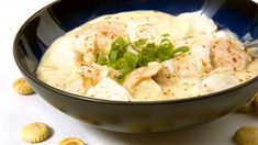 Upgrade classic New England clam chowder with this 1 ingredient