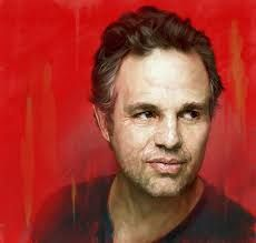 Image result for mark ruffalo painting