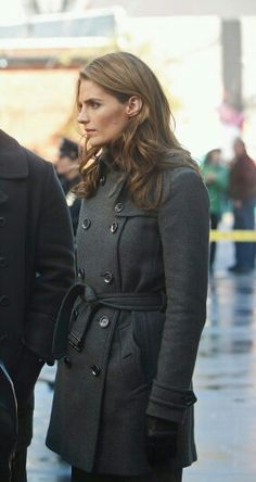 """""""Hathaway Grey"""" (So called coz Castle has a grey coat I have named """"Shakespeare"""" from 5x08)"""