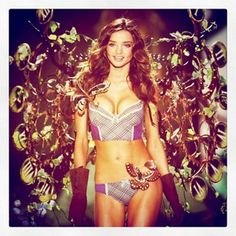 Miranda Kerr is a goddess