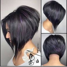 My next hair cut and color, as