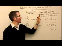What is EV / EBITDA? - MoneyWeek Investment Tutorials - YouTube