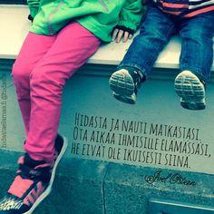 Ihanaa sunnuntaita kaikille ❤️ #hidasta #nauti #läheiset #rakkaat #elämäonnyt #sunnuntai Carpe Diem Quotes, Enjoy Your Life, Note To Self, Kids And Parenting, Motto, Funny Texts, Cool Words, Sunnuntai, Qoutes