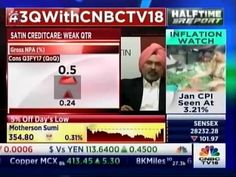 Mr. HP Singh speaks to CNBC TV18 on Q3 FY17 Results