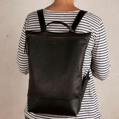 Our best seller leather backpack  Last units availables