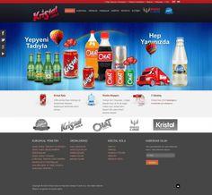 Kristal Kola Web Design http://www.kristalkola.com.tr/
