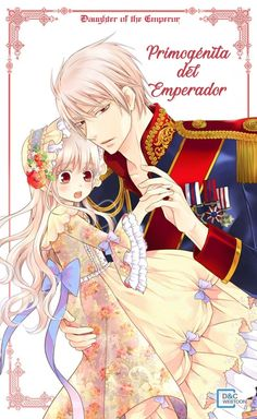 Daughter of the Emperor (Manhwa) Manhwa Manga, Anime Manga, Anime Art, List Of Anime Shows, Romantic Manga, Anime Princess, Anime Child, Dragon Art, Light Novel