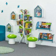 Reading Corner Furniture storage seat. classroom storage solutions. reading corner seating