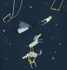 Yasmeen Ismail Illustration