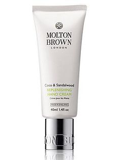 Molton Brown Coco & Sandalwood Replenishing Hand Cream/1.4 oz. - N