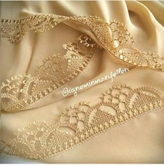 iğne oyası Turkish needle lace |