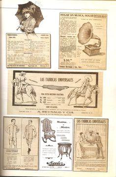 Anuncios de 1891