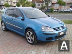 Volkswagen Golf 1.6 FSi Midline 6.İLERİ İLK GÜNKÜ KADAR TEMİZ VE ORJİNAL TÜM BAKIMLARI YAPIL...