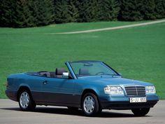 1994 Mercedes E320