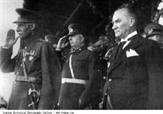 Reza Shah adored the Turkish leader Mustafa Kemal Ataturk as the founder of modern Turkey