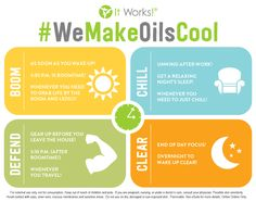 Organic, Pure, Perfect Oils! #WeMakeOilsCool